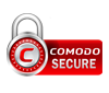 Site security assured by Comodo