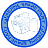 This spare part is the genuine recommended spare part as supplied by the manufacturer as a direct replacement